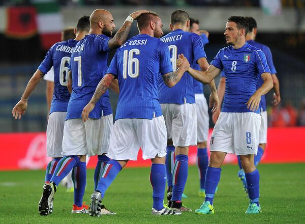Игроки сборной Италии по футболу