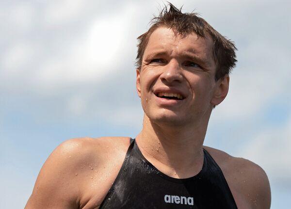 Российский спортсмен Евгений Дратцев