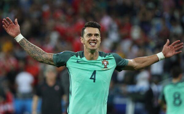 Защитник сборной Португалии Жозе Фонте
